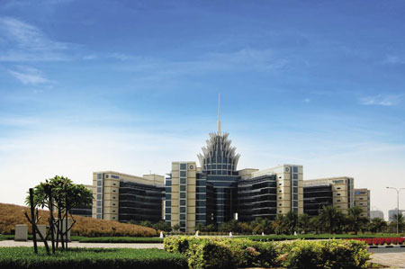 UAE Freezones - Dubai Silicon Oasis Authority (DSOA)